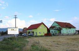 Panzió Gyilkos-tó közelében, Szász&Szász Panzió