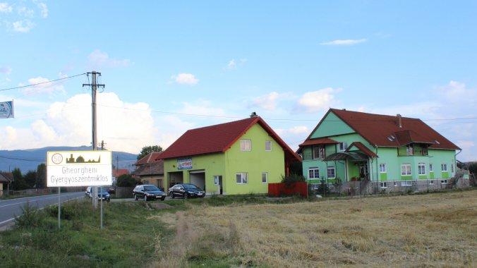 Szász&Szász Guesthouse Gheorgheni