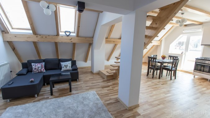 Duplex Apartment Transylvania Boutique Brașov