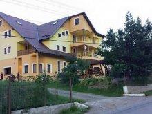 Pachet de familie Bârgăuani, Pensiunea Valurile Bistriței