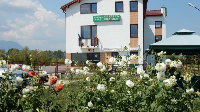 Pensiunea Cetatea Craiului Râșnov