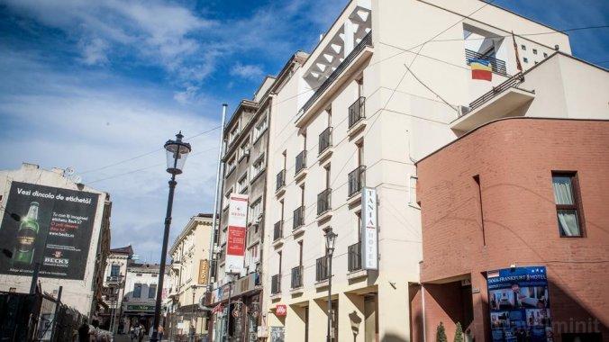 Tania-Frankfurt Hotel Bucharest
