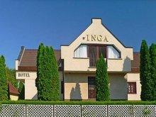 Accommodation Northern Great Plain, Inga Hotel