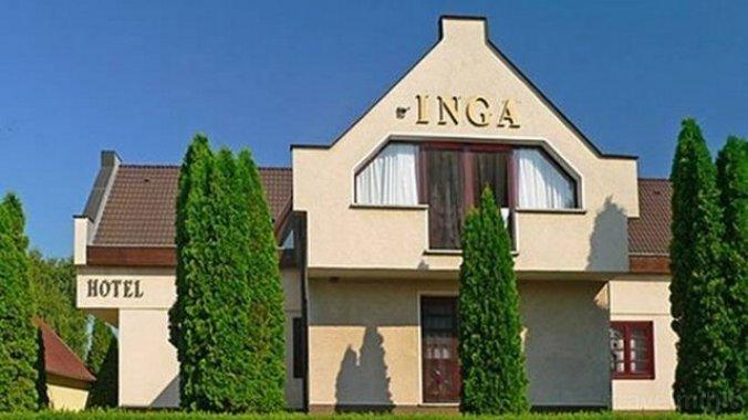 Hotel Inga Hajdúszoboszló
