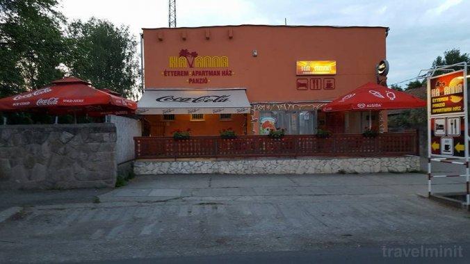 Havanna Étterem - Apartmanház - Panzió Putnok