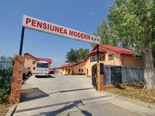 Pensiune județul Tulcea, Tichet de vacanță, Pensiunea Modern