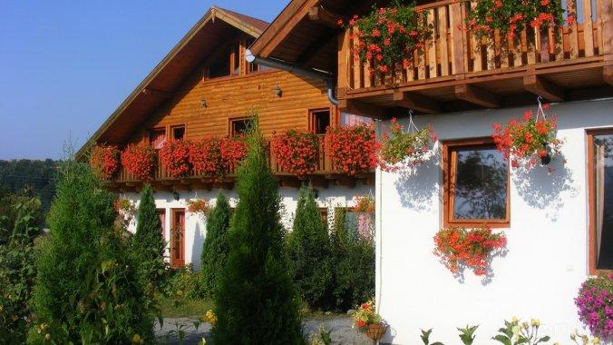 Casa Romantic Panzió Szováta