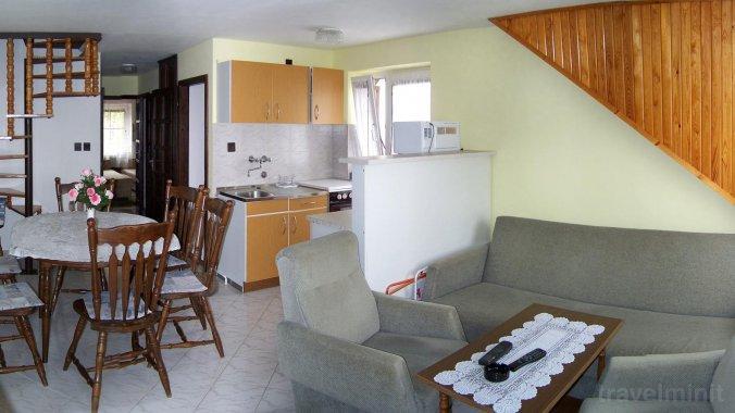 Apartament Visnyei Felső Siofok