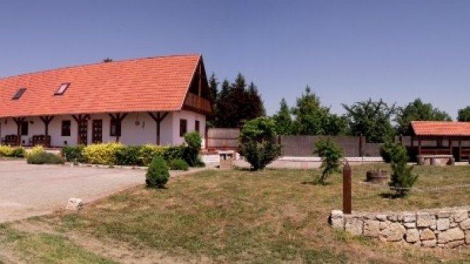 Casa de oaspeți Zakator Bodrogkisfalud
