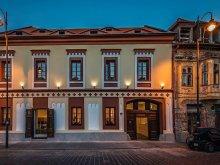 Villa Ghedulești, Teatro Panzió