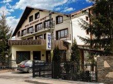 Hotel Lacu Roșu, Hotel Minuț
