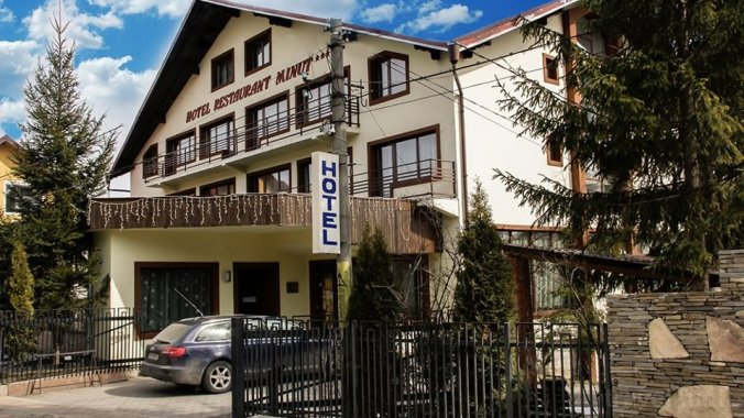 Minuț Hotel Vatra Dornei