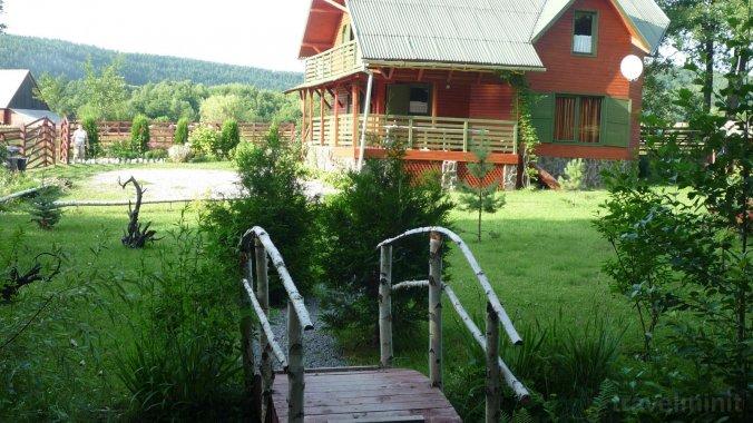 Ábel Guesthouse Izvoare