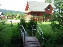 Kulcsosház Medve-tó, Ábel Kulcsosház