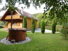 Cabană Nicolești (Frumoasa), Casa la cheie Nagy Lak III-VII.