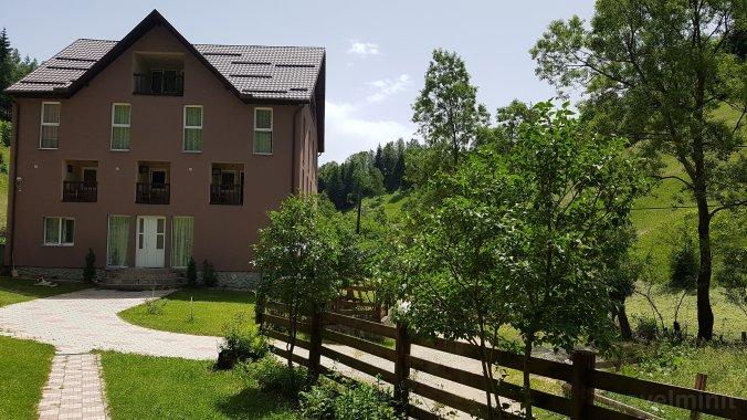 Valea Craiului Panzió Alsómoécs