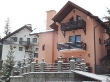 Vilă Dâmbovicioara, Tichet de vacanță, Vila Delmonte