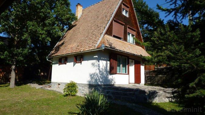 Balla Ferenc Guesthouse Barajul Zetea