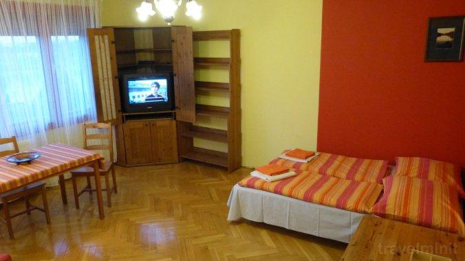 Apartment Danube-Panorama Budapesta