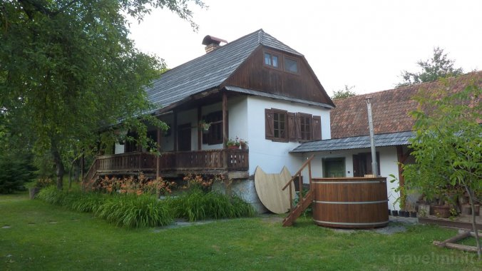 Árpád Guesthouse Sub Cetate
