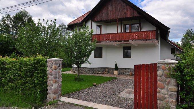 Casa Căprioara Sovata