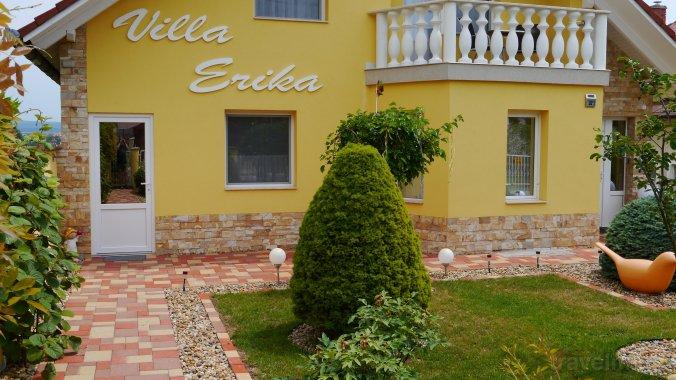 Villa-Erika Apartman Alsópáhok