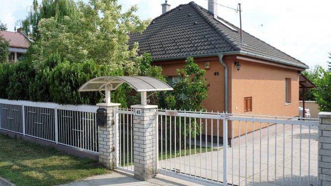 Casa de oaspeți Zoltán Siofok