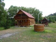 Cabană Izvoru Mureșului, Casa la cheie Bándi Ferenc