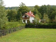 Kulcsosház Homoróddaróc (Drăușeni), Banucu Jonuc Vadászház