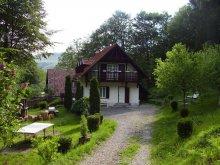 Cabană Rareș, Casa la cheie Banucu Lívia