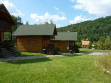 Chalet Harghita county, Brok Dénes I-IV. Guesthouses