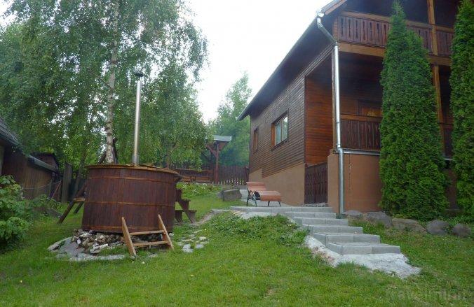 Casa de oaspeţi Demény Norbert Barajul Zetea
