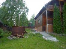 Kulcsosház Zetelaki víztározó (Barajul Zetea), Demény Norbert Kulcsosház