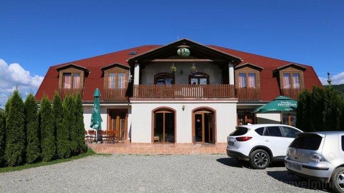 Palace Guesthouse Odorheiu Secuiesc