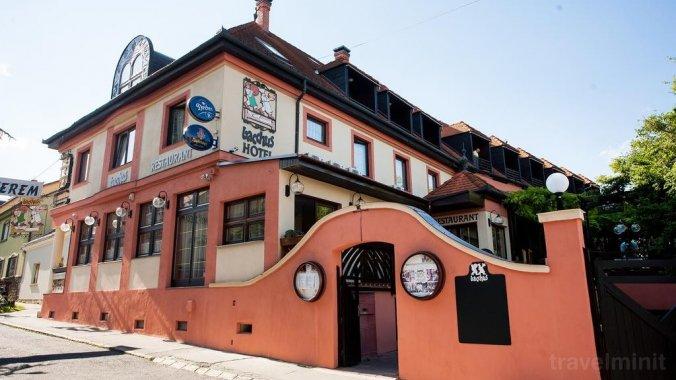 Hotel & Restaurant Bacchus Keszthely