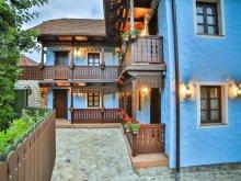 Casă de oaspeți Tibod, Casa de oaspeți Várkert