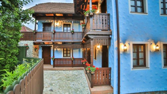 Casa de oaspeți Várkert Odorheiu Secuiesc