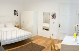 Accommodation Cluj-Napoca, White Studio Apartment