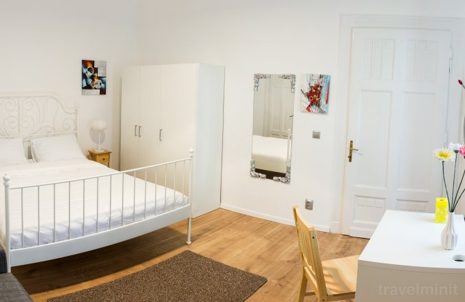 White Studio Apartment Cluj-Napoca