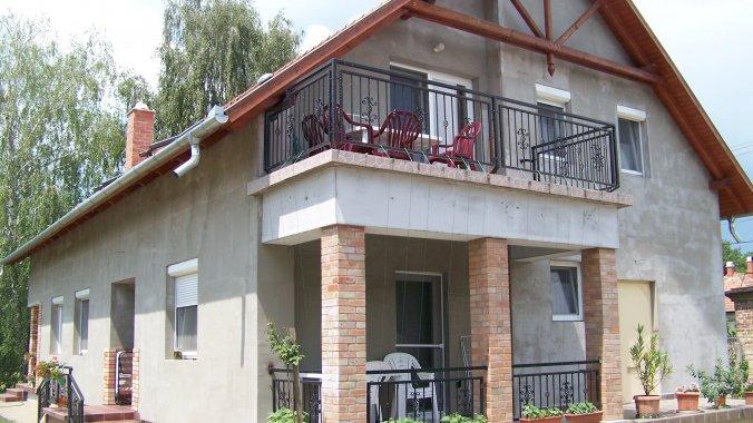 Apartamentele Szalkai - Apartament Tamara Zamárdi