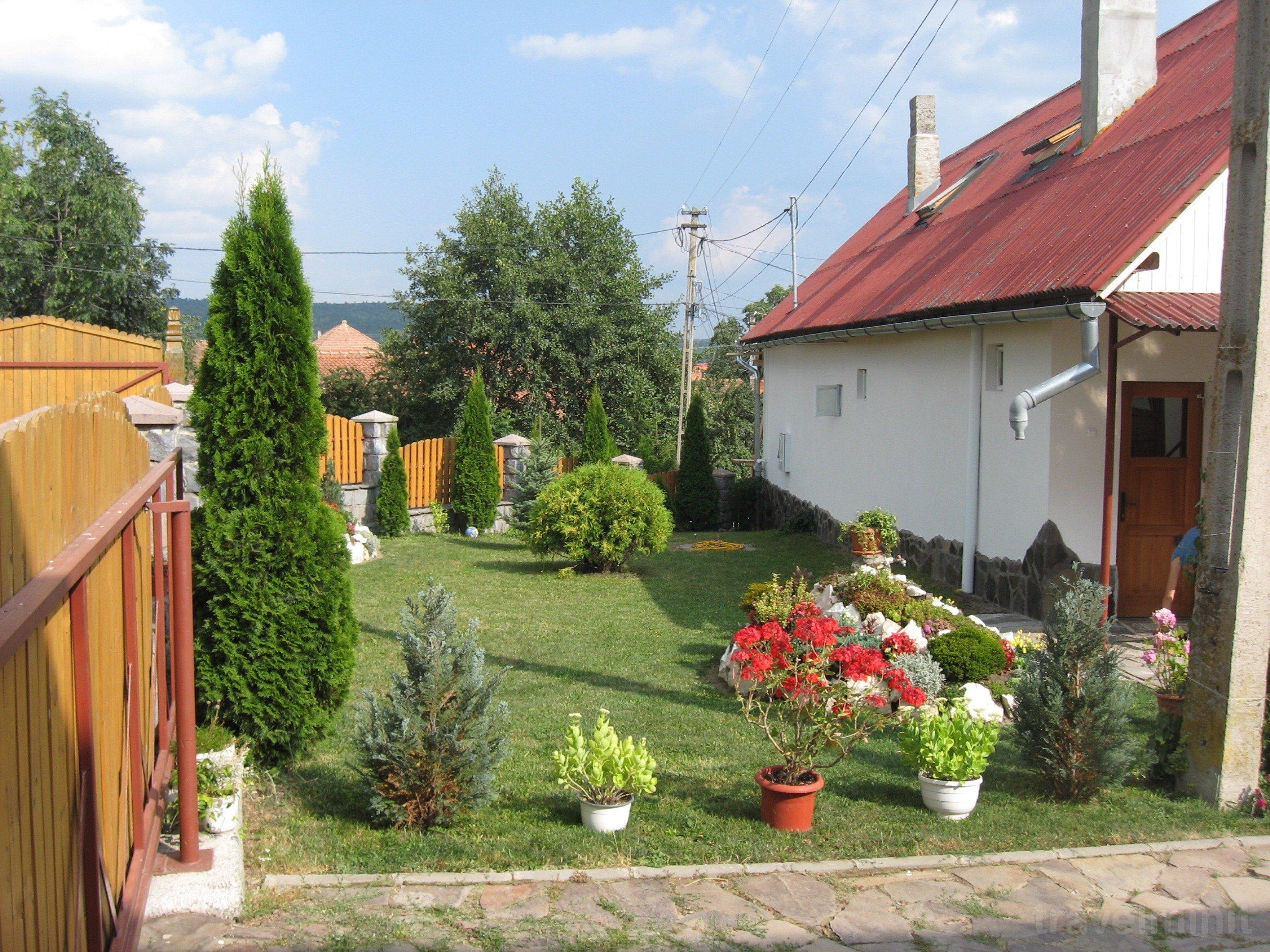 Piroska Vendégház Szentegyháza