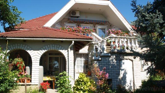 Samu Guesthouse Vértesszőlős