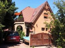 Cazare Balatonfüred, Erzsébet Utalvány, Casa de vacanță Vár-Lak