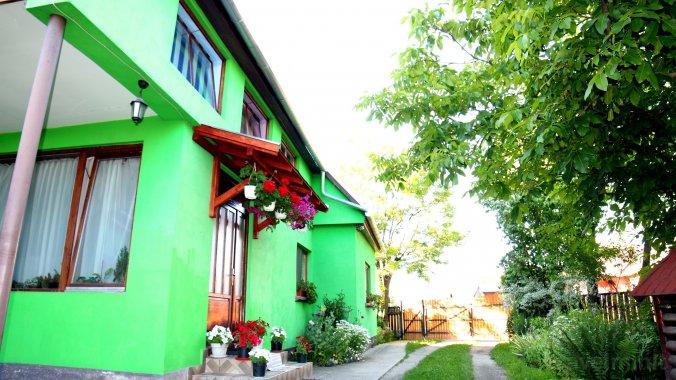 Csergő Ildikó Guesthouse Lăzarea