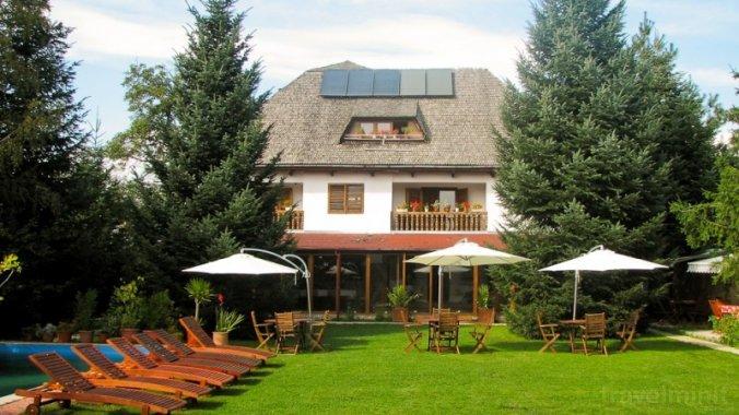 Pensiunea Transilvania House Breaza
