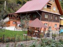 Kulcsosház Vanvucești, Med 1 Kulcsosház