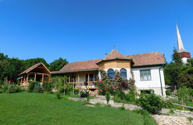 Casa de oaspeți Otthon Moldovenești