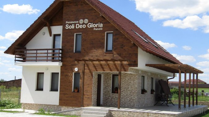 Soli Deo Gloria Guesthouse Șărmășag
