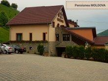 Cazare Bârgăuani, Pensiunea Moldova
