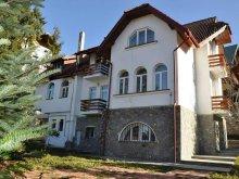 Villa Kommandó (Comandău), Veverița Villa